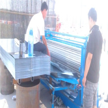Full Hard Corrugated Galvanized Roofing Sheet Metal