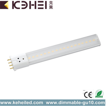 8W 2G7 140 Degrees Warm White LED Tubes