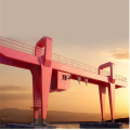 Double Girder Gantry Crane With Cantilever