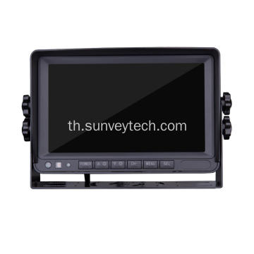 Quad Monitor Camera Backup Kit