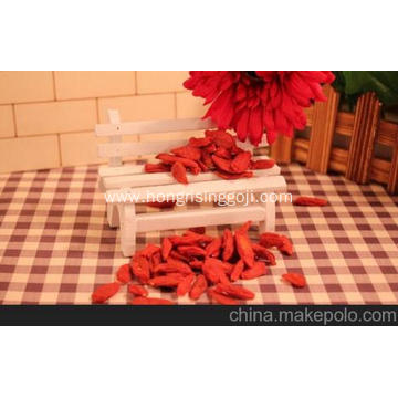 Size 280 conventional dried goji wolfberries
