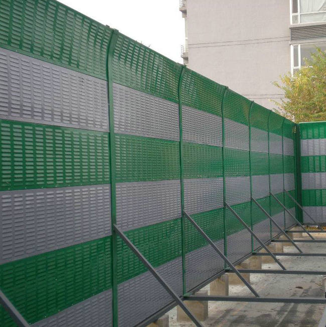 Soundproof Fence Barrier