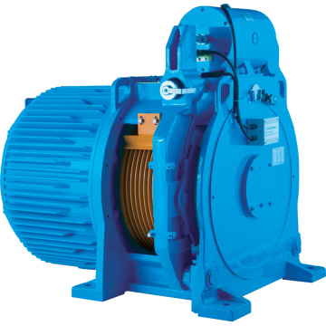 Elevator Gearless Traction Machine - WTYF380
