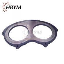 Best Price for for Wear Plate And Cutting Ring Sany Concrete Pump Wear Plate export to Israel Manufacturer
