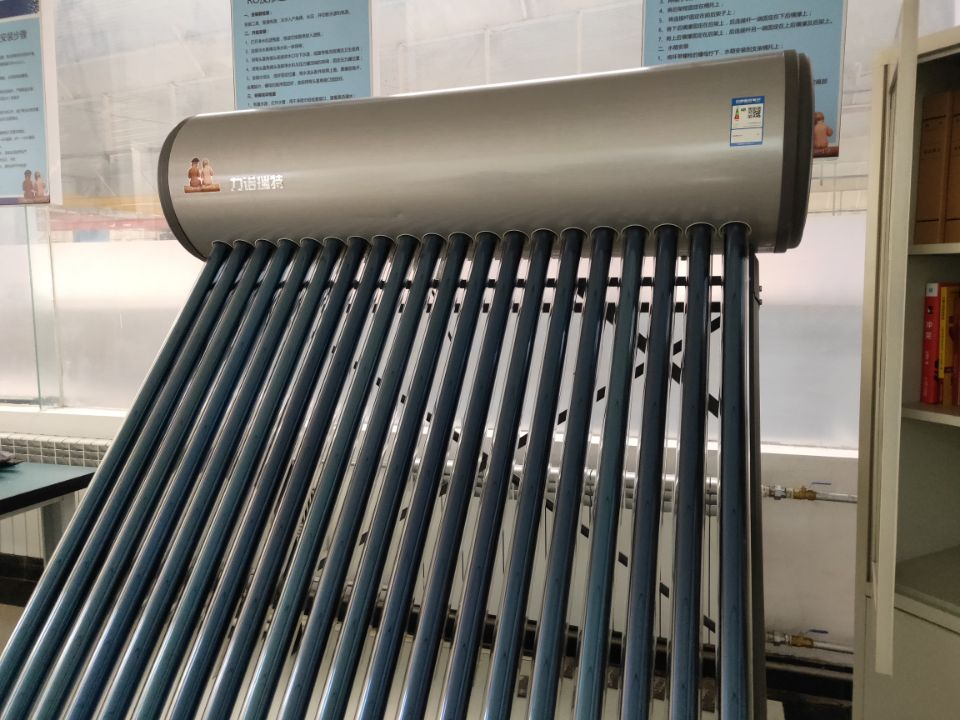 solar water heater high eficience