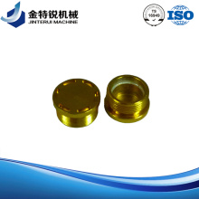 Nc turning precision brass turning parts