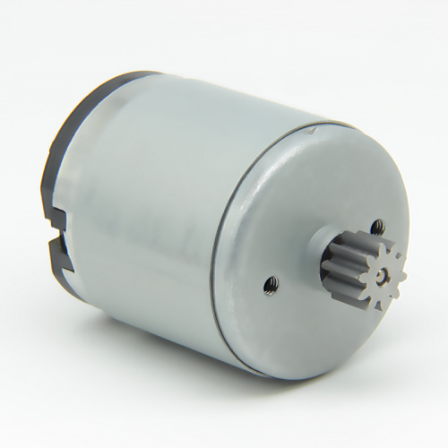 dc motor for Electric tool and Electric stapler