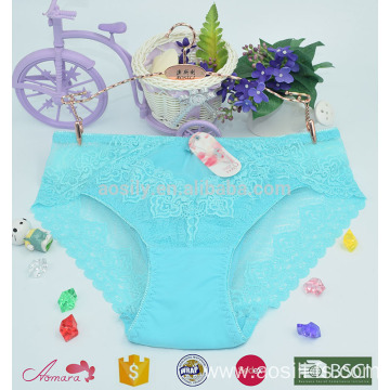 7007 plus size merino wool underwear girls knickers