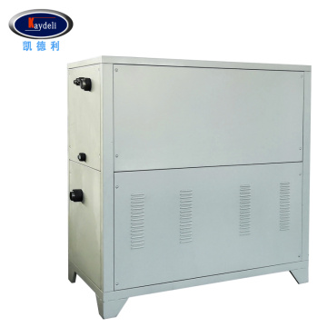 Acid resistant cold water chiller