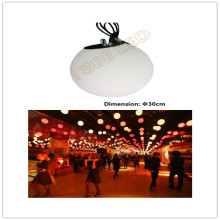 Low Cost for Magic Led Hanging Ball DMX colorful LED hanging 3D ball outdoor export to United States Exporter