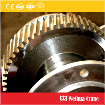 Points-Line Meshing Gear Reducer