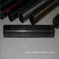 I-3k twill Carbon Fiber Exhaust pipe