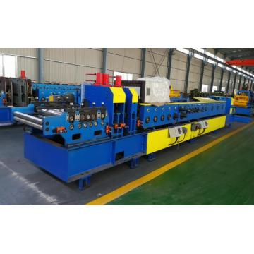 Interchangeable C Z purlin forming machine