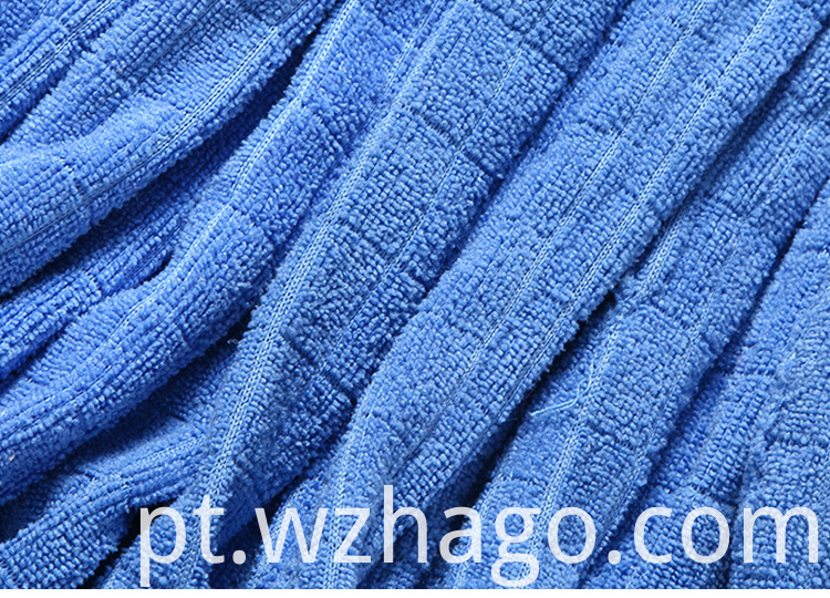 Microfiber Cloth Rope Mop