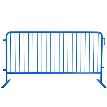 Heavy Duty Interlocking Steel Barricade for concerts