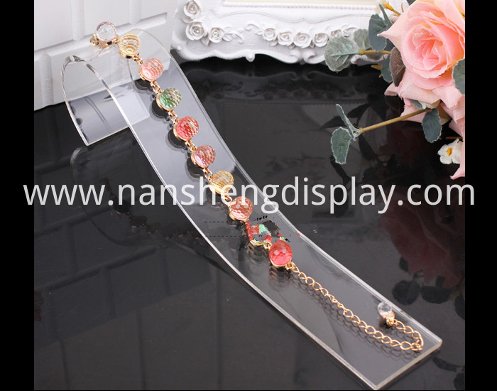 Acrylic Necklace Display