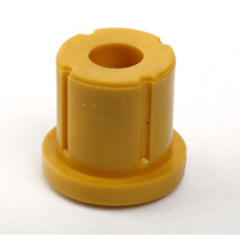High Quality for Polyurethane Precision Bushing Custom Auto Elastomer Elastic Bushing export to Niue Manufacturer