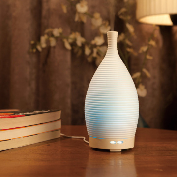 Super Quiet Ultrasonic Aromatic Aroma Diffuser Ceramic