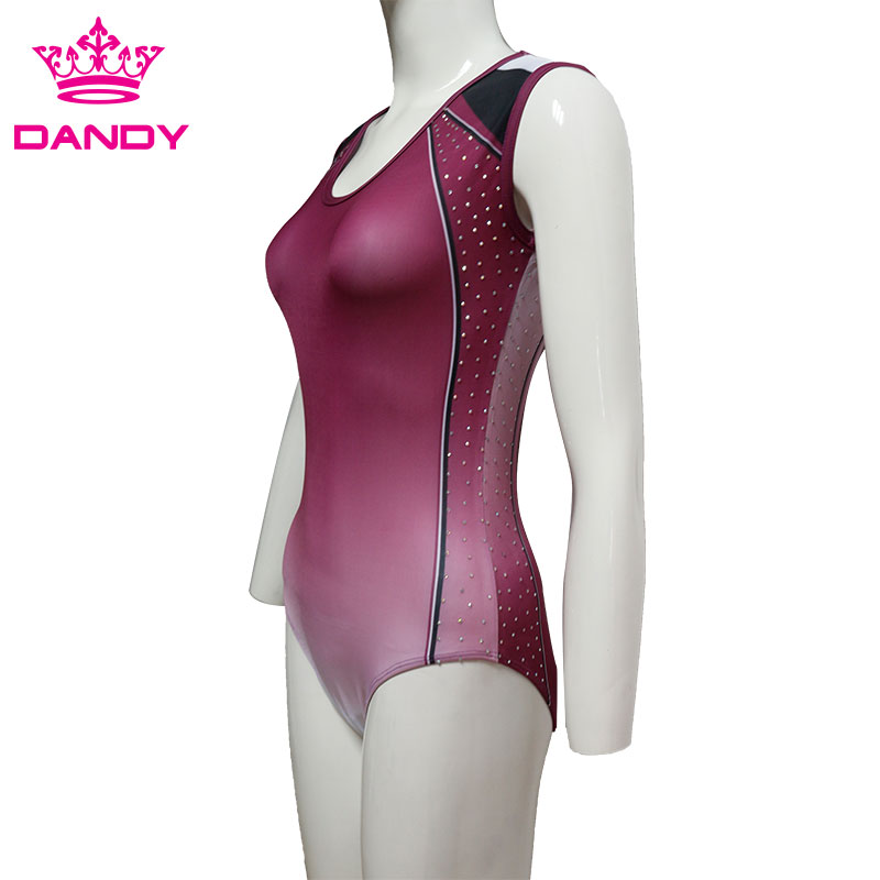 gymnastics leotards velvet