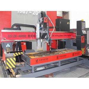 CNC Drilling&Cutting Plasma Machine