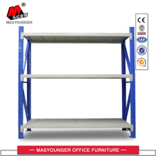 20 Years Factory for China Medium Rack,Medium Duty Rack ,Medium Duty Racking System Manufacturer 300KG Capacity Metal Medium Rack supply to Mayotte Suppliers