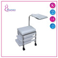 Nail Stool Seat With Swiving Top Board