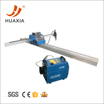 Thick metal plate cnc portable plasma cutting machine