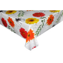 Pvc Printed fitted table covers Dollar Tree
