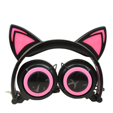 Newly Arrival for Offer Cat Headphones Wireless,Cat Headphones Bluetooth,Cat Headphone From China Manufacturer Wholesale cute design Headphones For Children supply to New Zealand Supplier
