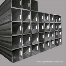 Erw Square Rectangular Galvanised Steel Pipe