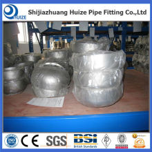 304 stainless steel Sch40 cap