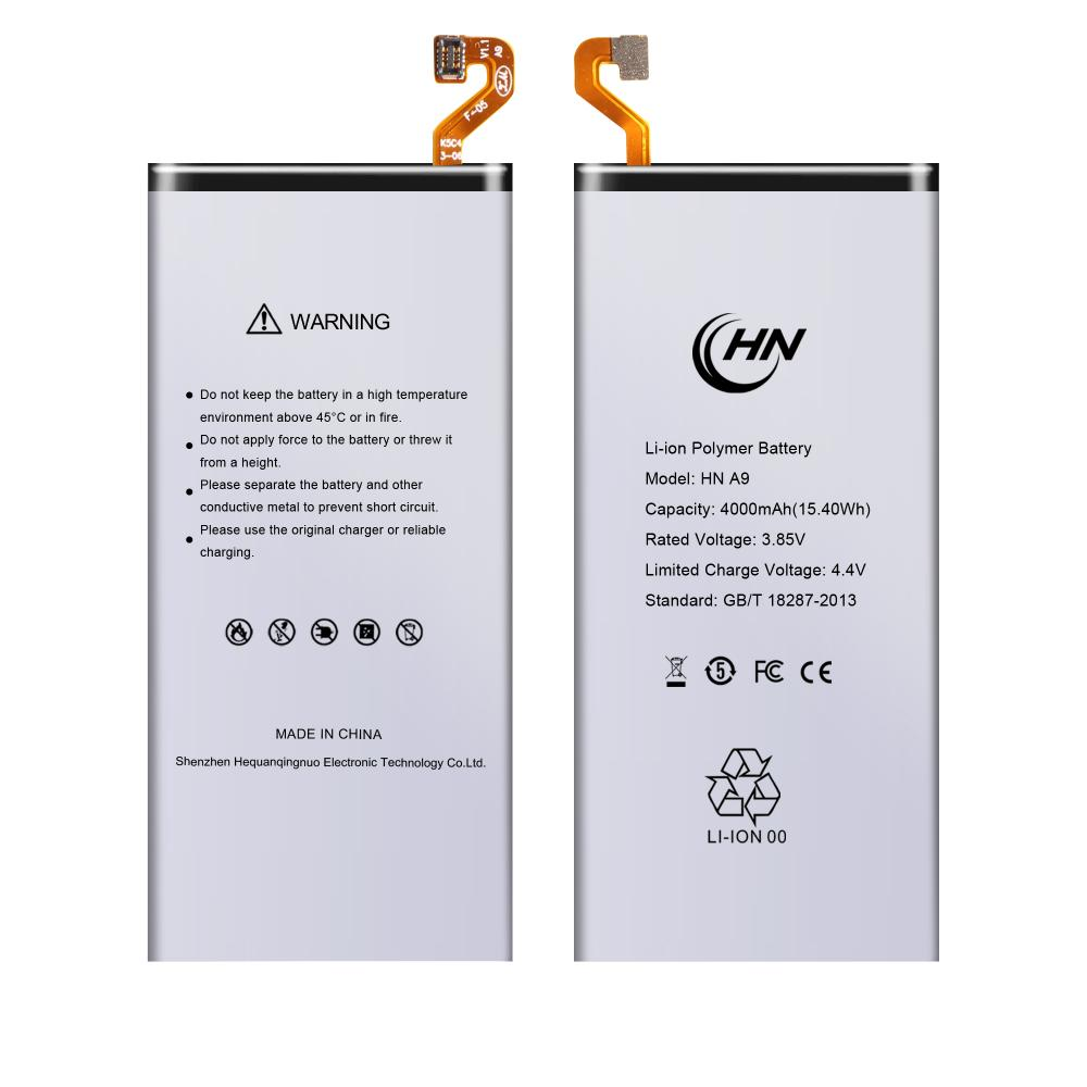 Samsung Galaxy A9 Battery