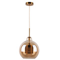 Amber Glass New Style Edison Hanging Lighting Lamp