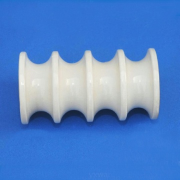 Aluminum oxide ceramic bow guide