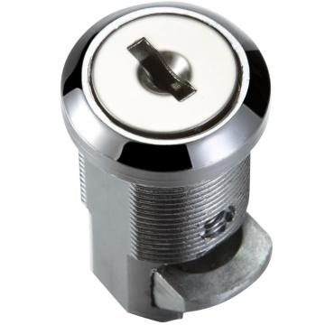 Bright Chrome-plated Cabinet ZDC Housing Cylinder Locks