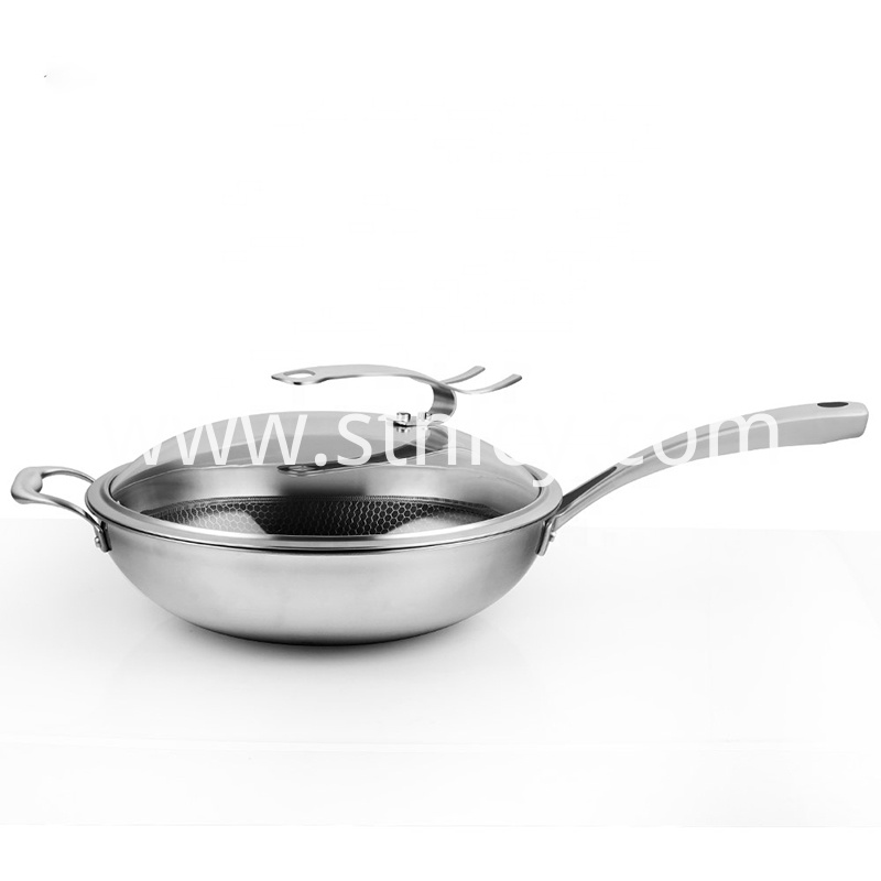 High Quality Stainless Steel Cookware Sets