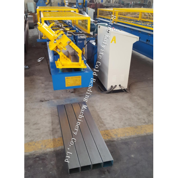Stainless Steel U Channel Roll Forming Machine