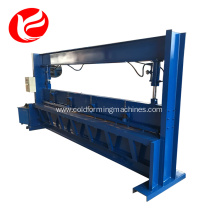Aluminum plate shearing machine cutting machine