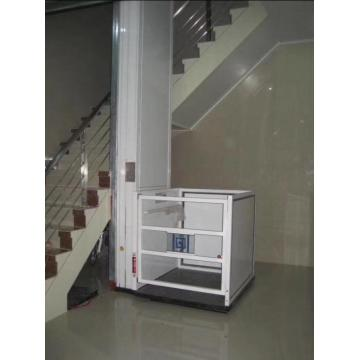 CE Vertical Wheelchair Stair Lift Platform For Disabled