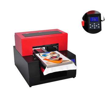 Table Top Digital T Shirt Printer