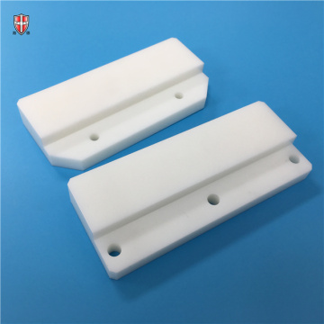 isostatic pressing zirconia ceramic plate customized