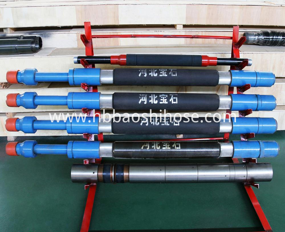Swelling Hydraulic Packer