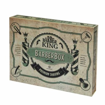 Barber Tool Set Packaging Paper Box