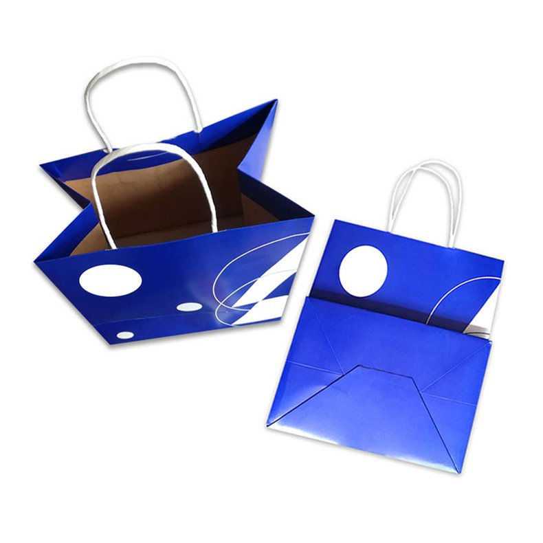 High-end Outer Packaging Paper Bag