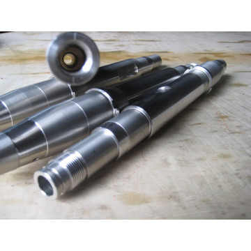 High Quality CNC Machining Steel Forged Spindle
