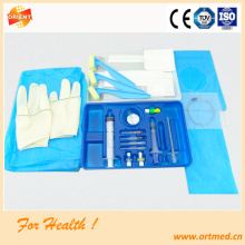 Personlized Products for Epidural Anesthesia Kit Single-Use General Anesthesia Kit export to Japan Wholesale