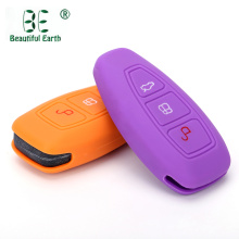Ford 3 Buttons silicone car key cover