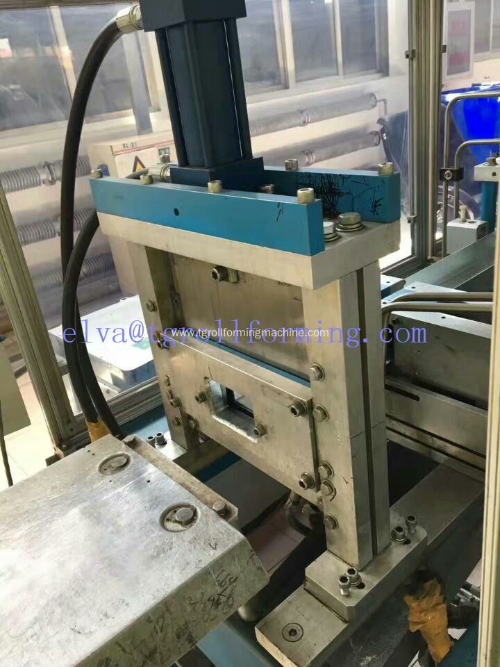 Hot sale light steel villa keel equipment