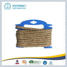 Customized for Manila Rope Good Quality Jute Twist Rope for Sale supply to Turkmenistan Wholesale