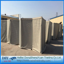 hot galvanized army barricade wire mesh barrier